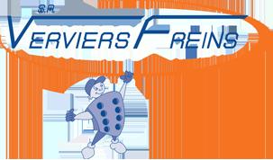 Logo Verviers Freins