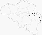 Carte des magasins Verviers Freins